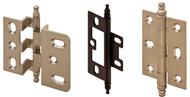Häfele - Butt Hinges - Top Of Kitchen Cabinets Ass Decoration Pictures