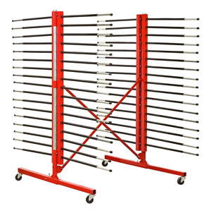 I Own A Cabinet Refinishing Business And Have Several Of These Wireline  Racks And Have Had Them For Years.