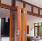 Folding Sliding French Doors